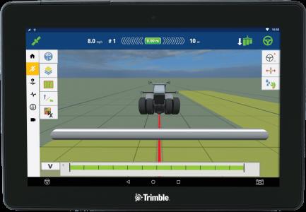 GPS Traktor